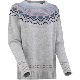 Kari Traa Sundve Knit Pullover Women grey melange